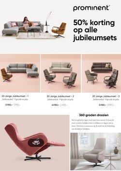 Wonen & Meubels Aanbiedingen in de Prominent folder in Amsterdam ( Nog 13 dagen )