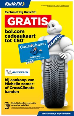 Auto & Fiets Aanbiedingen in de Kwik-fit folder in Hendrik-Ido-Ambacht