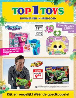 Baby, Kind & Speelgoed Aanbiedingen in de Top1Toys folder in Breda
