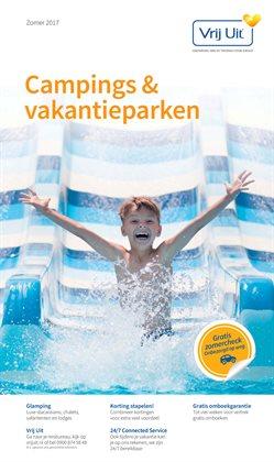 Aanbiedingen van Vrij Uit in the Amsterdam folder