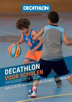 Sport Aanbiedingen in de Decathlon folder in Amsterdam
