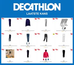 Catalogus van Decathlon ( Nog 14 dagen )