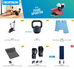 Catalogus van Decathlon ( Net gepubliceerd )