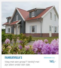Aanbiedingen van Roompot in the Amsterdam folder
