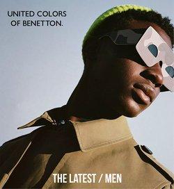 Aanbiedingen van United Colors of Benetton in the United Colors of Benetton folder ( Nog 13 dagen)