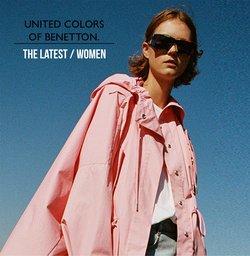 Aanbiedingen van United Colors of Benetton in the United Colors of Benetton folder ( Nog 15 dagen)