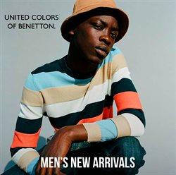 Aanbiedingen van United Colors of Benetton in the United Colors of Benetton folder ( Nog 12 dagen)