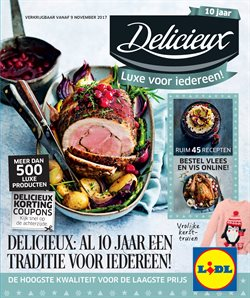 Aanbiedingen van Lidl in the Uden folder