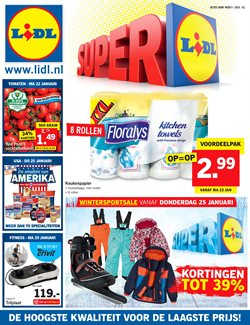 Aanbiedingen van Lidl in the Tubbergen folder