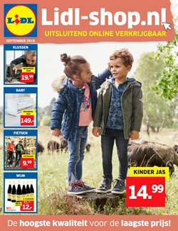 Aanbiedingen van Lidl in the Nuth folder