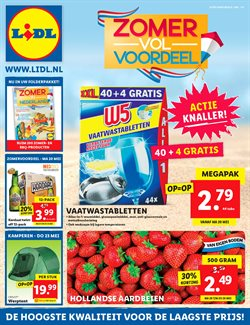 Supermarkt Aanbiedingen in de Lidl folder in Stadskanaal
