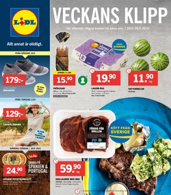 Aanbiedingen van Lidl in the Ermelo folder