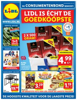 Supermarkt Aanbiedingen in de Lidl folder in Hengelo