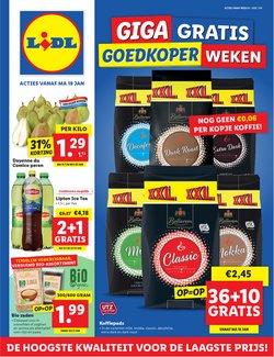 Supermarkt Aanbiedingen in de Lidl folder in Amsterdam ( Nog 2 dagen )