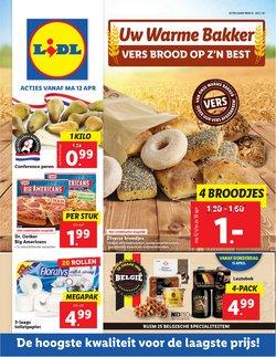 Supermarkt Aanbiedingen in de Lidl folder in Amsterdam ( Verloopt morgen )