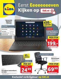 Aanbiedingen van Supermarkt in the Lidl folder ( Vervalt vandaag)