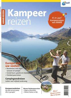 Vakantie & Reizen Aanbiedingen in de ANWB folder in Amsterdam ( Meer dan een maand )