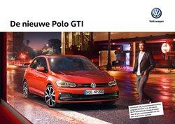 Aanbiedingen van Volkswagen in the Amsterdam folder