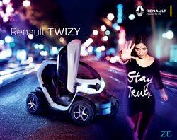 Aanbiedingen van Renault in the Amsterdam folder
