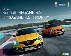 Catalogus van Renault ( Net gepubliceerd )