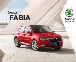 Catalogus van Škoda ( Meer dan een maand )