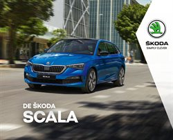 Aanbiedingen van Škoda in the Škoda folder ( Meer dan een maand)