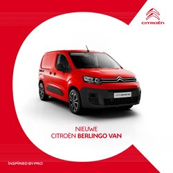 Catalogus van Citroën ( Meer dan een maand )