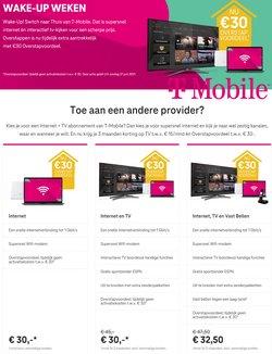 Aanbiedingen van Computers & Elektronica in the T-mobile folder ( Nog 15 dagen)