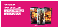 Aanbiedingen van T-mobile in the Amsterdam folder