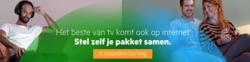 Aanbiedingen van KPN in the Amsterdam folder