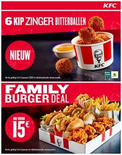 Catalogus van KFC ( Vervallen )