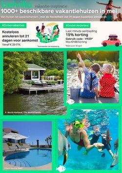 Vakantie & Reizen Aanbiedingen in de Belvilla folder in Amsterdam ( Net gepubliceerd )