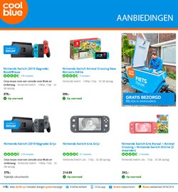 Warenhuis Aanbiedingen in de Coolblue folder in Amsterdam ( Nog 2 dagen )