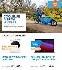 Catalogus van Coolblue ( Verloopt morgen )