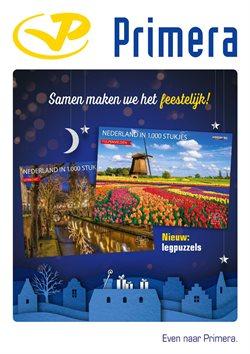 Catalogus van Primera in Arnhem ( Vervallen )