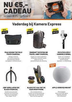 Aanbiedingen van Kamera Express in the Kamera Express folder ( Net gepubliceerd)