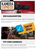 Aanbiedingen van Kamera Express in the Kamera Express folder ( Nog 6 dagen)