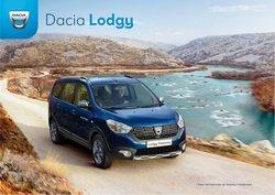 Aanbiedingen van Dacia in the Dacia folder ( Meer dan een maand)