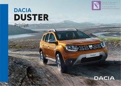 Aanbiedingen van Auto & Fiets in the Dacia folder ( Meer dan een maand)