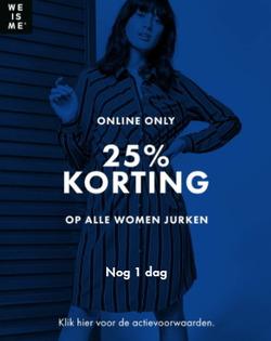 Aanbiedingen van We Fashion in the Amsterdam folder