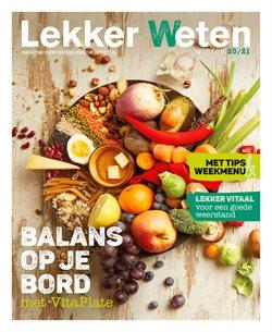 Aanbiedingen van Biomarkt in the Eko Plaza folder ( Nog 4 dagen )
