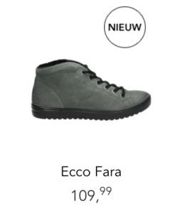 Aanbiedingen van ECCO in the Utrecht folder