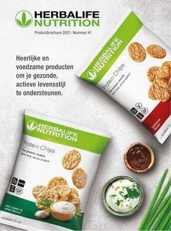 Aanbiedingen van Herbalife in the Herbalife folder ( Meer dan een maand)