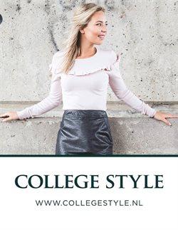 Aanbiedingen van College Style in the Ridderkerk folder