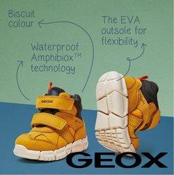 Catalogus van Geox ( Nog 15 dagen )