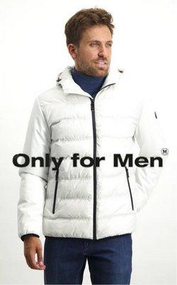 Aanbiedingen van Only for Men in the Only for Men folder ( Meer dan een maand)