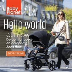 Catalogus van Babyplanet ( Meer dan een maand )
