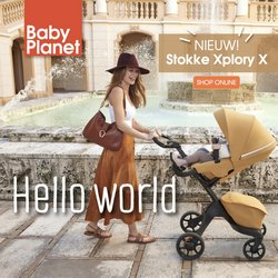 Aanbiedingen van Babyplanet in the Babyplanet folder ( Nog 4 dagen)