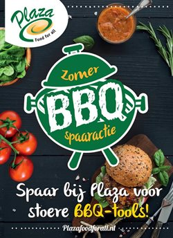 Restaurants Aanbiedingen in de Plaza Food For All folder in Amsterdam