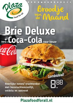 Restaurants Aanbiedingen in de Plaza Food For All folder in Amstelveen
